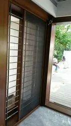 Aluminium Net Door