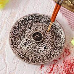 Round Incense Stick Platter