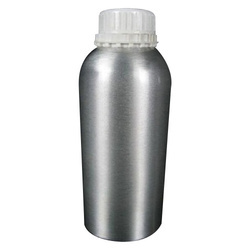 Silver Aluminum Indoxa Shape Bottle
