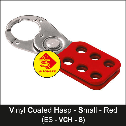 Vinyl Coated Hasp