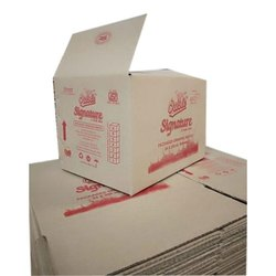 3 Ply Printed Duplex Packaging Box