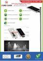 Solar 12W LED Street Light With PIR Sensor