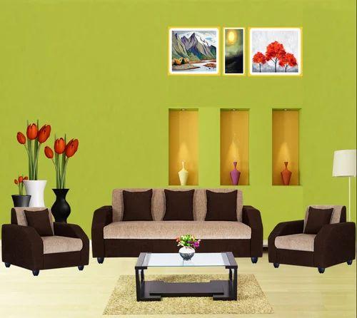 Wondrous Bharat Lifestyle Italia Fabric Sofa Set Machost Co Dining Chair Design Ideas Machostcouk