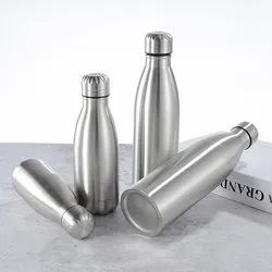 Stainless Steel Chromo Flask