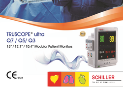 Schiller Truscope Ultra Patient Monitor