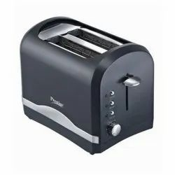 800 W Black Prestige Electric Toaster for Home