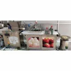 Automatic Rasgulla Balls Making Machine