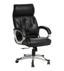 Executive Black Chair (The Siete Hb)