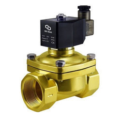 Electric Air Water Solenoid Valve