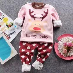 Cotton, Woolen Kids Clothing Set