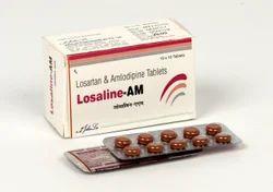 Losartan Potassium 50 Mg Amlodipine 5 Mg Tablets