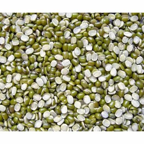 Green Gram Organic Moong Daal, Packaging Type Available: Packets