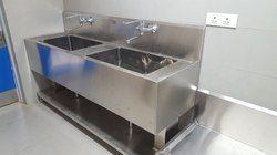 SS Dish Wash Unit