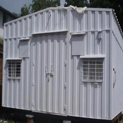 Hut Shape Container Home