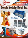 Electric Modular Metal Box Making Machines