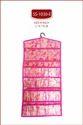 Cosmetic Jamevar Hanging Pocket Organizer, Size/dimension: 14 X 28 Inch