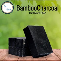 Bamboo Charcoal Handmade soap