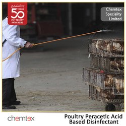 Poultry Peracetic Acid Based Disinfectant