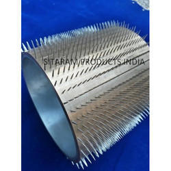 Hot Needle Perforating Ring