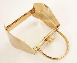 Imported Evening Purse  Metal Handbag Frame