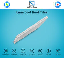 White Roofing Tile