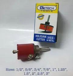 Getetch Tools Bimetal HSS Hole Saw for Industrial