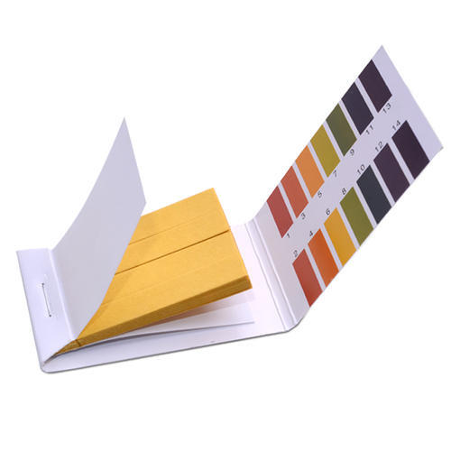 PH Test Strips Indicator 1-14 Paper Litmus Paper for Industrial, Rs 100  /set | ID: 18977725891