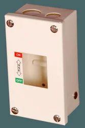 2 Pole MCB Box