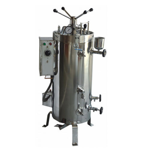 Autoclave and Sterilizer - Industrial Autoclave Manufacturer from