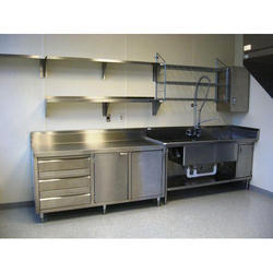 Light Metals Ss Kitchen Cabinet Profiles