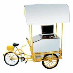 Eutectic Cart Freezer