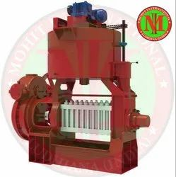 Cotton Seed Screw Press / Expeller / Extraction Machine or all Kind of Oil Seeds Mohit 600