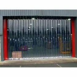 Pvc Modern Panel Blind, for Shop
