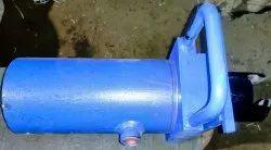 Cylinder for 1 QC Slide Gate System