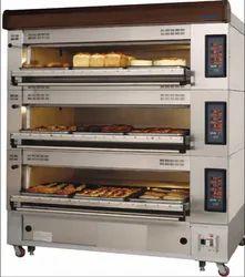 Biscuit Baking Oven