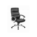 Nilkamal Jiffy High Back Chair (Black)