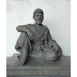 Shivaji Maharaj 1 Feet Statue