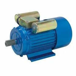 Single Phase Foot Mounted Electric Motor