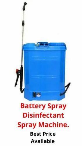 Max Spray Machine