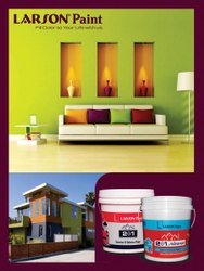 larson paints High Sheen 2 In 1 Exterior & Interior Paint, Packaging Type: Bucket