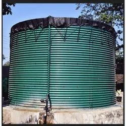 Corrugated Steel Water Storage Tanks
