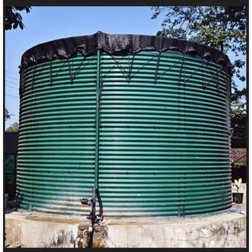 Corrugated Steel Galvanized water Tanks