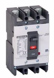 15a - 1200a Winbreak Moulded Case Circuit Breakers, Breaking Capacity: Up To 85ka, 2p, 3p & 4p