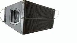 Dual 10'' Line Array System Q1 Neodymium