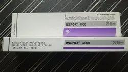 Wepox 4000IU Injection