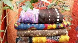 Kantha Vintage Handmade Quilt