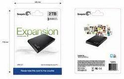 Seagate 2TB External Expansion Drive