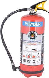 Ronak Carbon Steel Dry Chemical Powder Fire Extinguisher, For Office