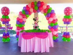 Balloon Decoration Service