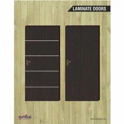 Hard Wood Laminate Door
